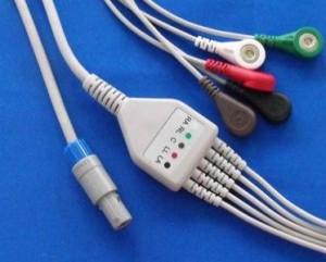 Biosys ecg cable