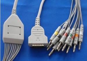 GE-marquette EKG cable