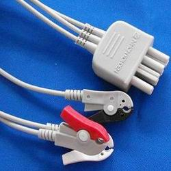 Nihon Kohden holter ECG cable
