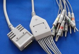 burdick EKG cable