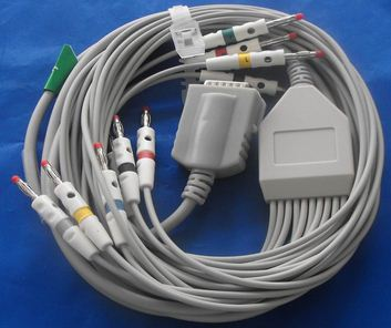 burdick EKG cable