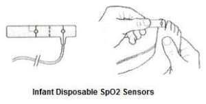 disposable spo2 sensors-3