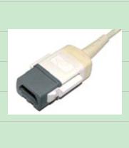 GE-ohmeda spo2 sensor adult finger clip