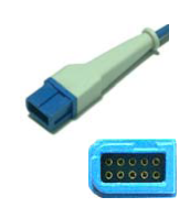 Spacelabs spo2 sensor 10P